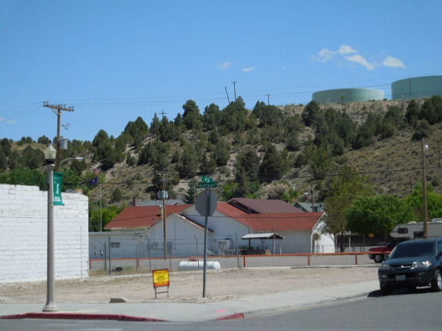 Aultman St. Parking Lot, Ely, NV 89301