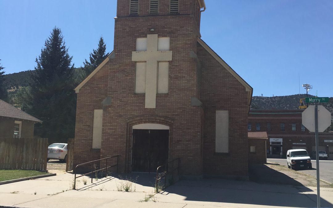 Old Sacred Heart Chapels